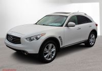 Infiniti G35 Coupe Inspirational Pre Owned 2012 Infiniti Fx35 Base with Navigation & Awd
