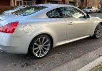 Infiniti G37 Coupe New 2008 Infiniti G37s Coupe 2dr Journey