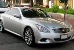 Luxury Infiniti G37 Coupe