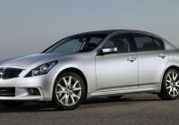 Infiniti G37 for Sale Luxury 2011 Infiniti G37 Convertible Sport 6mt 2dr