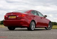 Is250 Awesome Used Lexus is Saloon 2005 2012 Review