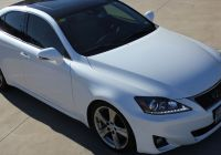 Is250 Beautiful Gloss Black Roof Lexus Panorama Roof