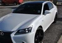 Is250 New Roof Wrapped by Car Wrap City On This Lexus Easy Way to