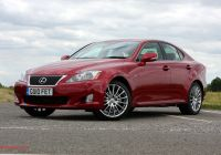 Is250 Unique Used Lexus is Saloon 2005 2012 Review
