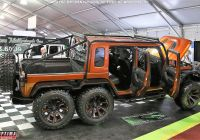 Jeep Cherokee 2008 Best Of Jeep Gladiator 6×6 at the 2018 Sema Show In Las Vegas