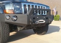 Jeep Cherokee 2010 Luxury 2006 2010 Jeep Mander Front Wam Steel Bumper Winch