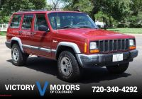 Jeep Cherokee Sport Luxury 1998 Jeep Cherokee S