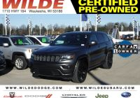 Jeep Srt for Sale Luxury Certified Pre Owned 2017 Jeep Grand Cherokee Altitude 4wd