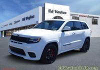Jeep Srt8 for Sale Unique New 2019 Jeep Grand Cherokee Srt 4×4