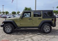 Jeeps for Sale Near Me Awesome Pre Owned 2013 Jeep Wrangler Unlimited Rubicon with Navigation & 4wd