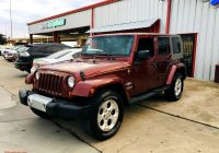 Jeeps for Sale Near Me Elegant Used 2009 Jeep Wrangler Unlimited 4wd 4dr Sahara In Dallas Tx Auto