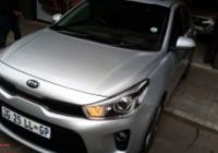 Kia Rio 2016 Unique Kia Rio Hatch 1 4 Tec for Sale In Gauteng