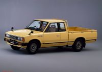 King Cars Best Of 1979 85 Datsun Pickup King Cab Mine is Red is A Great