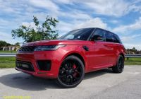 Land Rover Range Rover Sport Hse Fresh New 2020 Land Rover Range Rover Sport Hse Dynamic with Navigation & 4wd