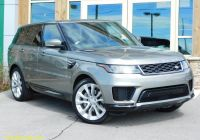 Land Rover Range Rover Sport Hse New New Land Rover Range Rover Sport Hse with Navigation & 4wd