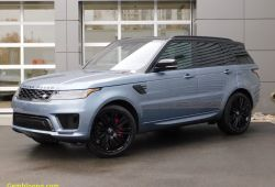 Beautiful Land Rover Range Rover Sport Hse
