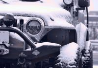 Leasing A Jeep Elegant First Snow Of the Season and Ready for some Awesome Winter