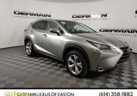 Lexus 200h Inspirational Certified Pre Owned 2017 Lexus Nx 200t Awd