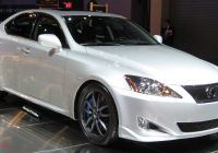 Lexus 2010 Fresh Dream Car Lexus isf In Pearl White with Tinted Windows and