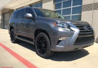 Lexus 460 Lovely 2019 Lexus Gx460 with Black Rhino Zion 6 Gloss Black Wheels