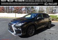 Lexus Certified Pre Owned Awesome L Certified 2017 Lexus Rx