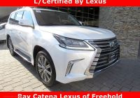 Lexus Certified Pre Owned Best Of Certified Pre Owned 2016 Lexus Lx 570 with Navigation & 4wd