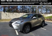 Lexus Certified Pre Owned Inspirational Certified Pre Owned 2016 Lexus Nx 200t 200t Fwd Sport Utility