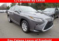 Lexus Certified Pre Owned New Certified Pre Owned 2017 Lexus Rx Rx 350 Awd