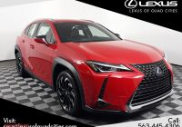 Lexus Colorado Springs Lovely New 2020 Lexus Ux 250h