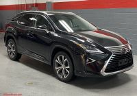 Lexus Colorado Springs Luxury Pre Owned 2017 Lexus Rx Rx 350