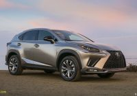 Lexus Ct Elegant 2018 Lexus Nx300 F Sport Front Three Quarter Hd