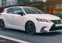 Lexus Ct200h for Sale Elegant 2019 Lexus Ct 200h Arrives with New Grades and