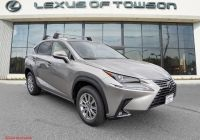 Lexus Dealer Near Me Beautiful New 2020 Lexus Nx 300