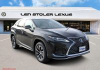 Lexus Dealer Near Me Luxury 2020 Lexus Rx 350 for Sale Near towson Md