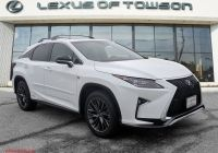 Lexus Dealer Near Me Luxury New 2019 Lexus Rx 450h F Sport