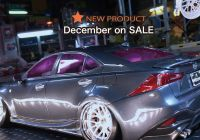 Lexus isf for Sale Awesome Team Tetsujin Lexus is F Body Your Home for Rc Drifting