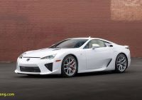 Lexus Lfa for Sale Lovely This Brand New Lexus Lfa Could Be Yours