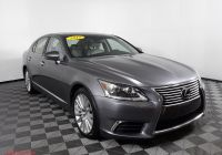 Lexus Ls 460 for Sale Awesome Used 2015 Lexus Ls 460 460