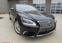 Lexus Ls 460 for Sale Beautiful Pre Owned 2016 Lexus Ls 460 L with Navigation & Awd