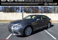 Lexus Ls 460 for Sale Elegant Certified Pre Owned 2017 Lexus Ls Ls 460 with Navigation & Awd