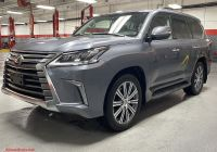 Lexus Lx 570 for Sale Awesome Pre Owned 2017 Lexus Lx Lx 570