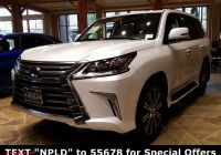 Lexus Lx 570 for Sale Best Of New 2020 Lexus Lx 570 Three Row