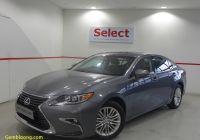 Lexus Pre Owned Beautiful toyota Lexus Es250 A T S R Pre Owned Cars