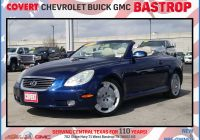 Lexus Sc430 for Sale Beautiful 2004 Lexus Sc 430 2dr Conv
