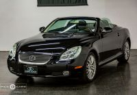 Lexus Sc430 for Sale Fresh 2005 Lexus Sc 430 2dr Convertible