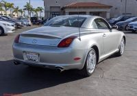Lexus Sc430 for Sale Inspirational Used 2003 Lexus Sc 430