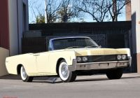 Lincoln Truck Best Of 1966 Lincoln Continental Convertible