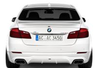M235i Fresh Ac Schnitzer Releases Program for the Bmw 5 Series Saloon F10
