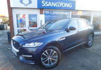 Mazda Used Cars Awesome Used Jaguar F Pace Suv 2 0d R Sport Auto Awd S S 5dr In