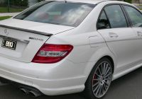Mercedes 2015 Unique File 2009 Mercedes Benz C 63 Amg W 204 Edition 63 Sedan